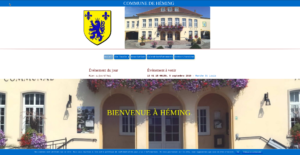 Site web de Héming